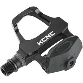 KCNC Road Trap-Ti Clipless Pedalen, black